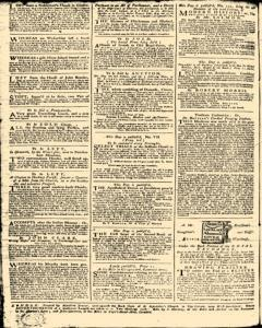London Daily Advertiser, July 08, 1734, Page 2