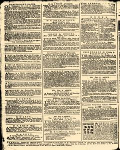 London Daily Advertiser, July 29, 1734, Page 2