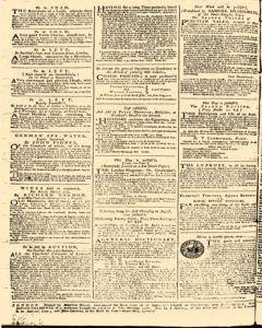 London Daily Advertiser, August 02, 1734, Page 2