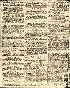 London Daily Advertiser, August 21, 1734, Page 2