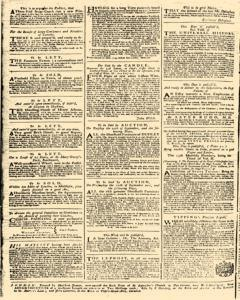 London Daily Advertiser, August 30, 1734, Page 2