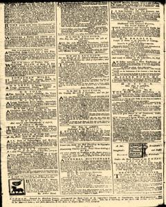 London Daily Advertiser, September 04, 1734, Page 2