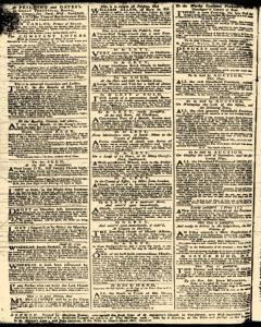 London Daily Advertiser, September 05, 1734, Page 2