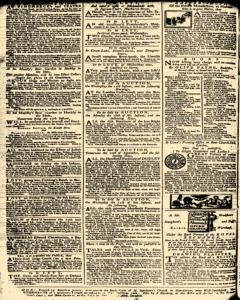 London Daily Advertiser, September 09, 1734, Page 2
