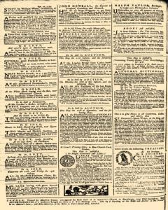 London Daily Advertiser, September 11, 1734, Page 2