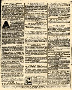 London Daily Advertiser, September 23, 1734, Page 2