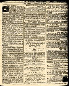 London Daily Advertiser, October 10, 1734, Page 1