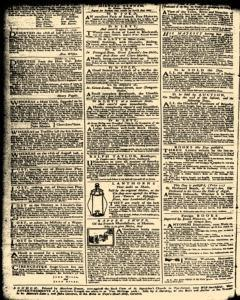 London Daily Advertiser, October 12, 1734, Page 2