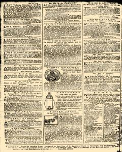 London Daily Advertiser, October 19, 1734, Page 2