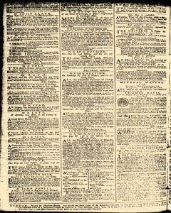 London Daily Advertiser, October 23, 1734, Page 2