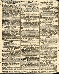London Daily Advertiser, October 29, 1734, Page 2