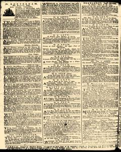 London Daily Advertiser, November 02, 1734, Page 2