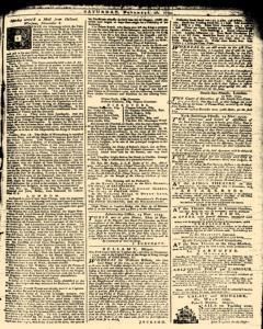 London Daily Advertiser, November 16, 1734, Page 1