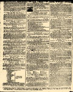 London Daily Advertiser, November 26, 1734, Page 2