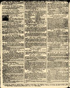 London Daily Advertiser, December 10, 1734, Page 2