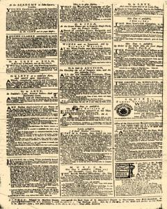 London Daily Advertiser, December 31, 1734, Page 2