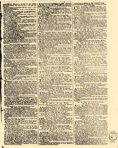 London Daily Advertiser, August 13, 1754, Page 3