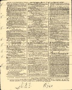 London Daily Post and General Advertiser