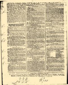 London Daily Post and General Advertiser, March 30, 1743, Page 2