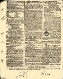 London Daily Post and General Advertiser, April 02, 1743, Page 2