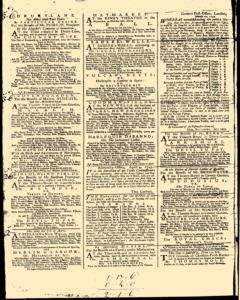 London Daily Post and General Advertiser, April 07, 1743, Page 2