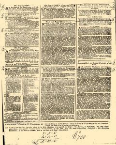 London Daily Post and General Advertiser, April 19, 1743, p. 4