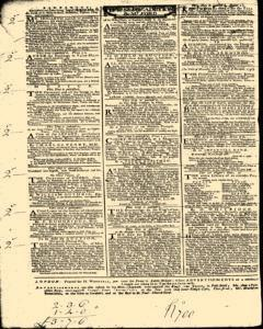 London Daily Post and General Advertiser, April 27, 1743, Page 2