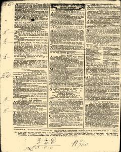 London Daily Post and General Advertiser, April 28, 1743, Page 2