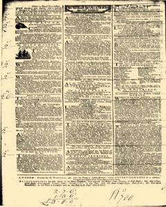 London Daily Post And General Advertiser, April 29, 1743, Page 2
