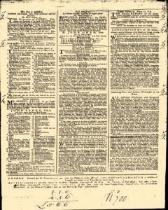 London Daily Post and General Advertiser, April 30, 1743, p. 4