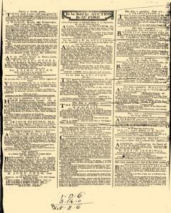 London Daily Post and General Advertiser, May 06, 1743, Page 3