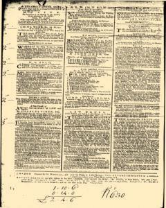 London Daily Post and General Advertiser, May 23, 1743, Page 2