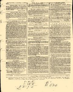 London Daily Post and General Advertiser, May 26, 1743, Page 2