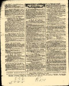 London Daily Post and General Advertiser, June 22, 1743, Page 2