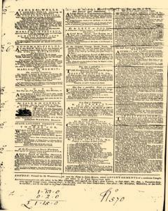 London Daily Post and General Advertiser, July 13, 1743, Page 2