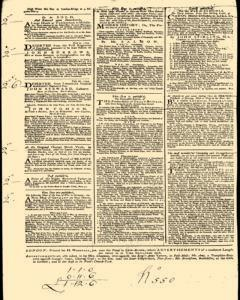 London Daily Post And General Advertiser, July 28, 1743, Page 2