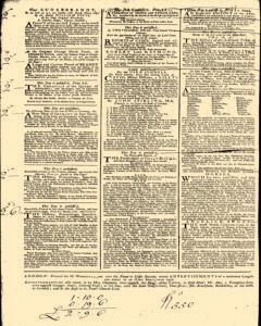 London Daily Post and General Advertiser, July 30, 1743, Page 2