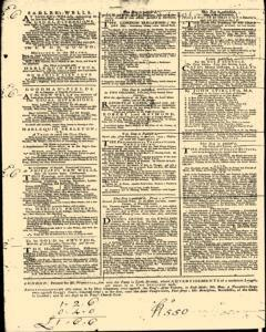 London Daily Post And General Advertiser, August 01, 1743, Page 2