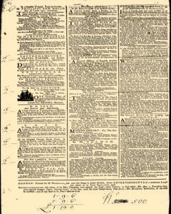London Daily Post and General Advertiser, August 11, 1743, Page 2