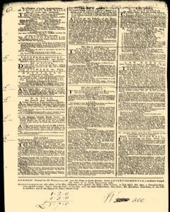 London Daily Post and General Advertiser, August 13, 1743, Page 2