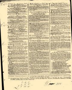 London Daily Post And General Advertiser, August 15, 1743, Page 2