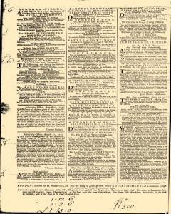London Daily Post and General Advertiser, August 24, 1743, Page 2