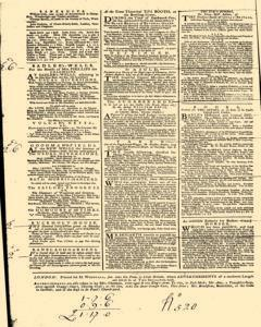 London Daily Post and General Advertiser, September 12, 1743, Page 2