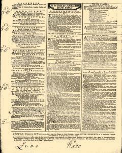 London Daily Post and General Advertiser, September 21, 1743, Page 3