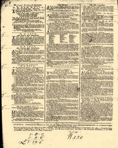 London Daily Post and General Advertiser, September 22, 1743, Page 2