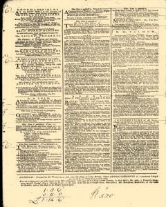 London Daily Post and General Advertiser, September 24, 1743, Page 2