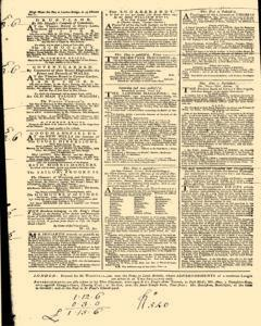 London Daily Post and General Advertiser, October 03, 1743, Page 2
