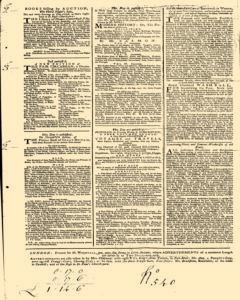London Daily Post and General Advertiser, October 12, 1743, Page 2