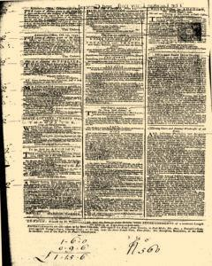 London Daily Post And General Advertiser, October 19, 1743, Page 2