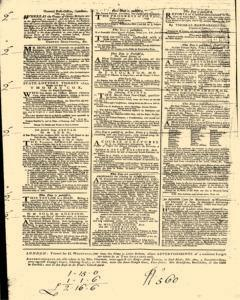 London Daily Post And General Advertiser, October 29, 1743, Page 2